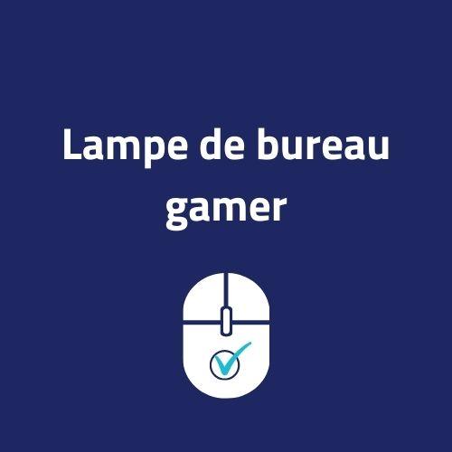 lampe bureau gamer